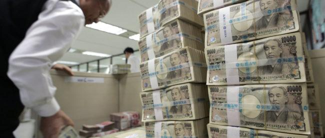 Dollaro perde terreno nei confronti dello Yen
